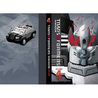 Transformers - Volume 4 - IDW collectie fase twee door Alex Milne - Agu