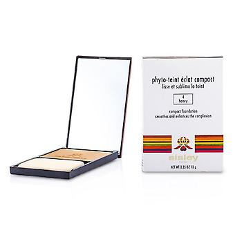 Sisley Phyto Teint Eclat Compact Foundation - # 4 Honey - 10g/0.35oz