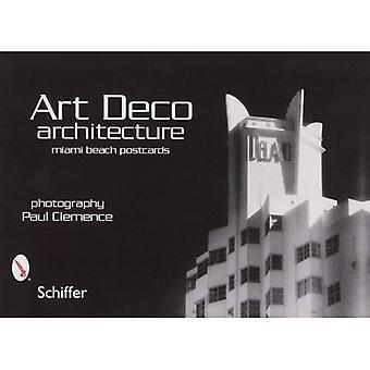 Art-Deco-Architektur: Miami Beach Postkarten