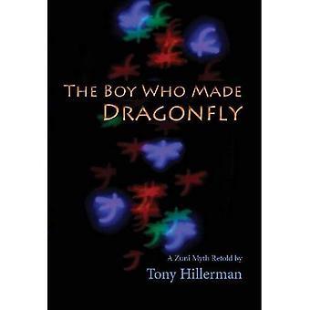 Der junge, der Dragonfly gemacht: Ein Zuni-Mythos