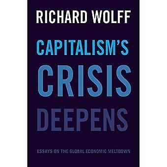 Kapitalismens kris fördjupar: essäer om den globala ekonomiska härdsmälta 2010-2014