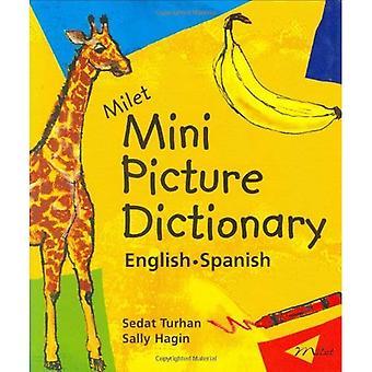Milet Mini Picture Dictionary (Spanish-English)