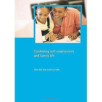 Combinant le travail indépendant et la vie familiale