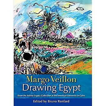 Margo Veillon disegno Egitto