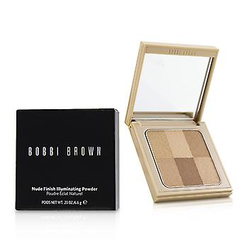 Bobbi Brown Nude Finish Illuminating Powder - # Buff - 6.6g/0.23oz