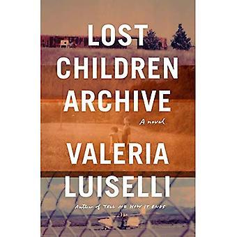 Försvunna barn Arkiv