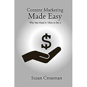 Content Marketing Made Easy: Why You Need it / How to Do it