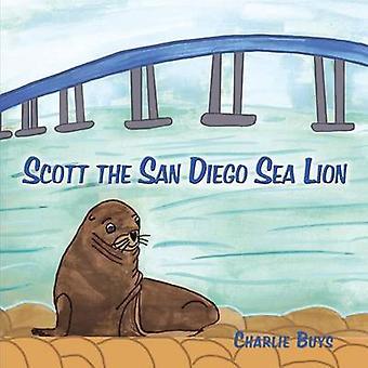 Scott die San Diego Sea Lion von kauft & Charlie