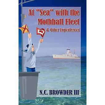En mer avec le ballon de lépidoptère Fleet autres expériences de Browder & III N. C.