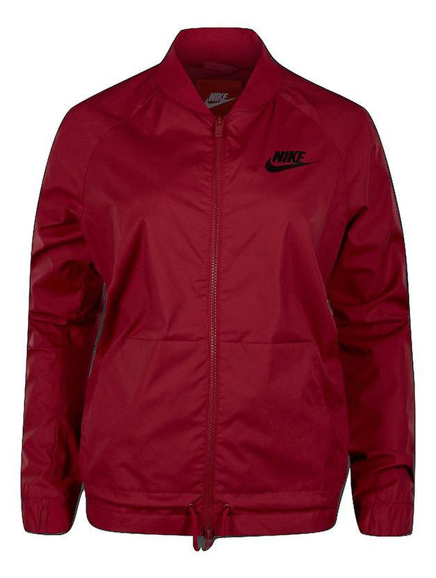 Nike Sportswear femme du tissé Nike Logo veste - 822001-620