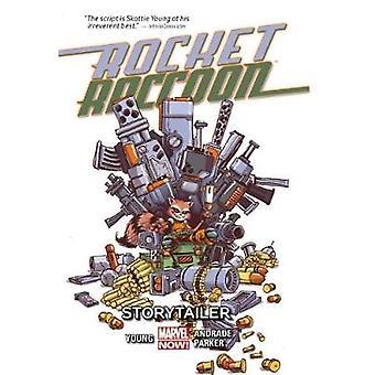 Rocket Raccoon Vol. 2 - Storytailer - Volume 2 by Skottie Young - Filip