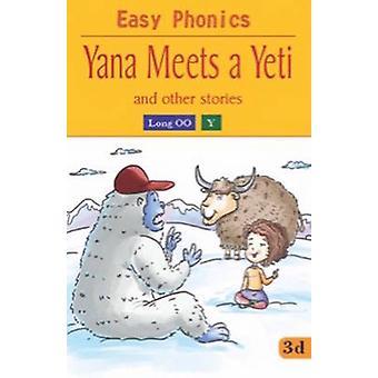 Yana Meets a Yeti by Pegasus - 9788131933206 Book