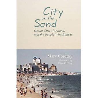 Ville sur le sable