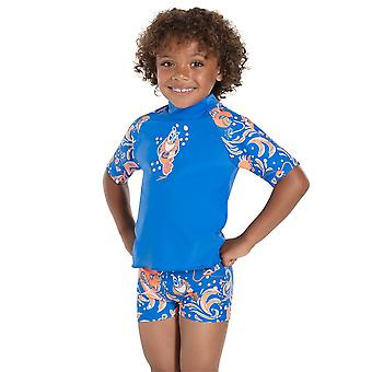 Speedo Solarpop Essential Suntop Swimwear For Girls