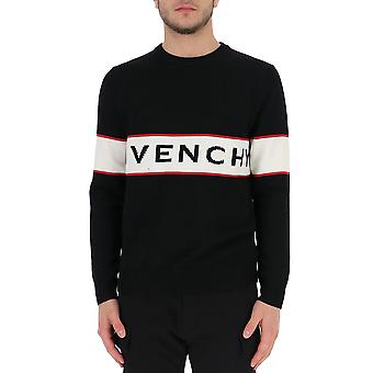 Givenchy sort uld Sweater