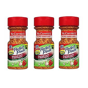 McCormick Perfect Pinch Roasted Garlic & Bell Pepper Seasoning 3 Pack