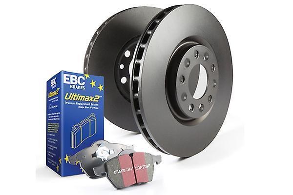 EBC Brakes S1KF1896 EBC Stage 1 Kit