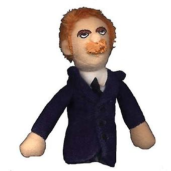 Finger Puppet - UPG - Nietzsche Soft Doll Toys Gifts Licensed New 0087