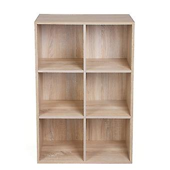 Storage Cabinet with 6 compartments
