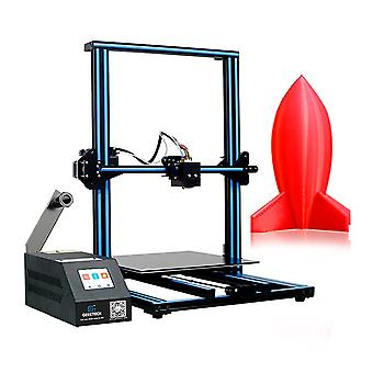 Geeetech a30 desktop 3d printer 320*320*420mm large printing size with auto-leveling filament