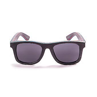 Venice Beach Ocean Wood Sunglasses