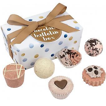 Bomb Cosmetics Assorted Ballotin Gift Set - Chocolate