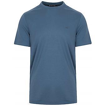 Michael Kors Michael Kors Classic Dark CHAMBRAY T-skjorte