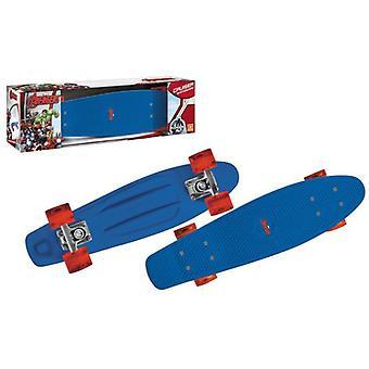 Mondo Kreuzer Skate Avengers Pu Abec 7 (Babys und Kinder , Spielzeuge , Sonstiges)