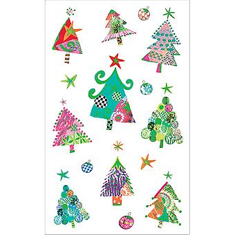 Mrs. Grossman's Stickers-Christmas Trees MG199-46995