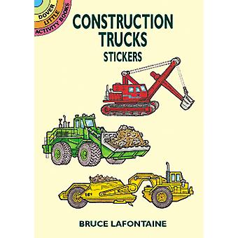 Dover Publications Construction camion autocollants Dov 40973