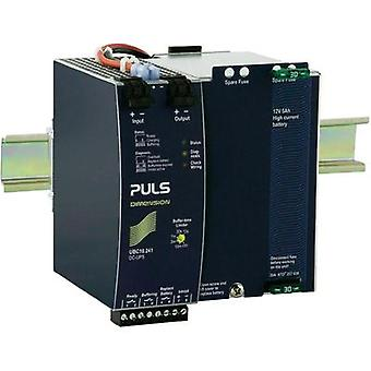 PULS UBC10.241 DC-USV-control unit with integrated Battery UBC10. 241 24 Vdc 22.5 - 30 Vdc