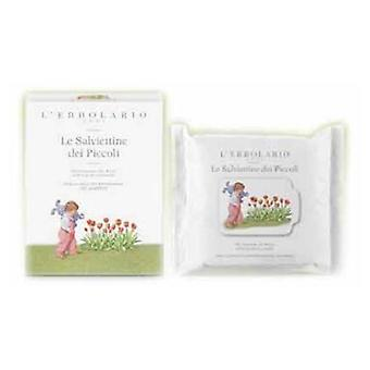 L'Erbolario Small children Wipes (Children , Cosmetics , Body lotions)