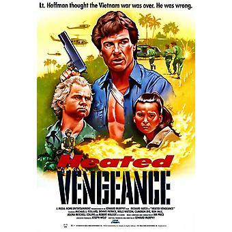 Affiche du film la Vengeance chauffée (11 x 17)