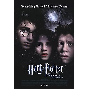 Harry Potter and the Prisoner of Azkaban Movie Poster (11 x 17)