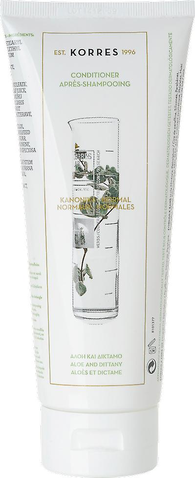 Korres Aloe & Conditioner Dittany