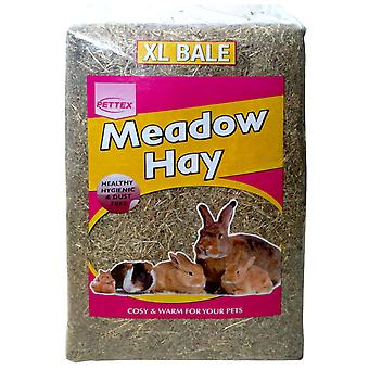 Bale Compressed Meadow Hay Extra Large