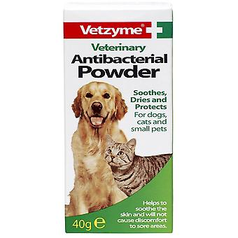 Vetzyme Pet Anti-bacterial Powder 40g