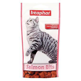 Beaphar kat mout-bits met zalm 35g (Pack van 18)