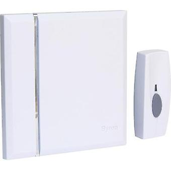 Wireless door bell Complete set Byron BY401W