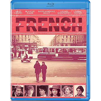 French Postcards [Blu-ray] USA import