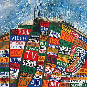 Radiohead - hagl til tyven (2Xlp) (45 Rpm) (180G) [Vinyl] USA import