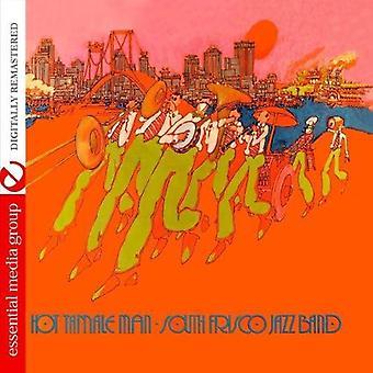 Sør Frisco Jazz Band - Hot Tamale mann [DVD] USA importere