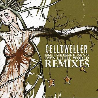 Celldweller - Celldweller: Vol. 1-tage det & bryde det: egen L [CD] USA import