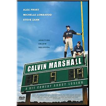 Calvin Marshall [DVD] USA import