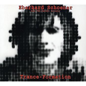 Eberhard Schoener - Trance-Formation [CD] USA import