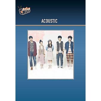 Akustisk [DVD] USA importerer