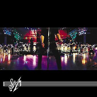 Metallica - S & M [Vinyl] USA importerer