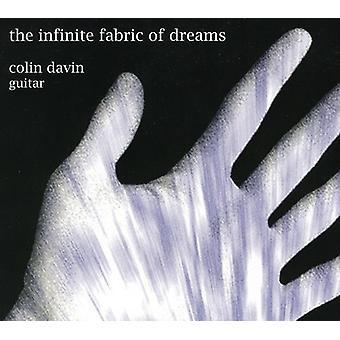 Colin Davin - uendelig stof af drømme [CD] USA import