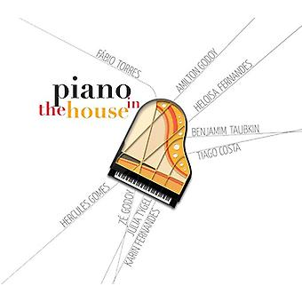 Various Artist - Piano in the House [CD] USA import