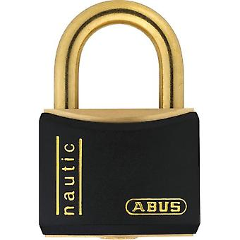 ABUS Nautic Brass padlock 20 mm zwart T84Mb / 20